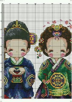 """Photo from album """"Вышивка детей"""" on Yandex. Kirigami, Counted Cross Stitch Patterns, Cross Stitch Designs, Cross Stitch Collection, Princesas Disney, Le Point, Totoro, Cross Stitching, Needlepoint"""