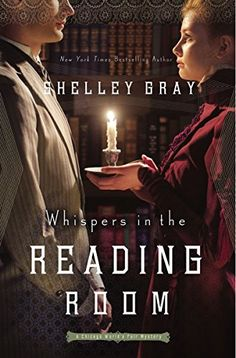 Whispers in the Reading Room (The Chicago World's Fair Mystery Series) by Shelley Gray http://www.amazon.com/dp/0310338492/ref=cm_sw_r_pi_dp_GlDqvb1RM3F7J | November 2015