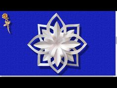 Christmas Crafts, Christmas Decorations, Holiday Decor, Paper Ornaments, 3d Origami, Kirigami, Diy Paper, Alice, Scrap