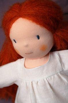 les poupées waldorf