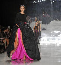 Fashion Chado Ralph Rucci Spring 2013
