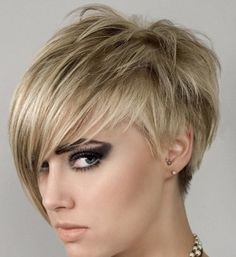 Short hair, long bangs....i want this done. But im worried what ppl will think...