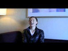 ▶ Interview with Thor's Tom Hiddleston (aka Loki) - YouTube