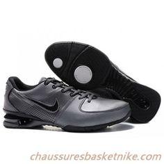 Nike Shox R2 9022 Chaussures Gris / Noir