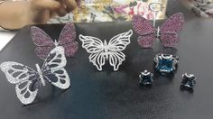 Stock up jewelry for Christmas sale ! Butterfly rings butterflies Wholesale lot