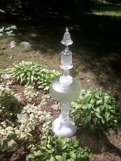 My yard art:)