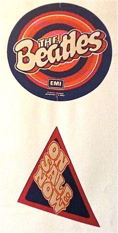 Super rare 1968 UK White album promo shop mobile