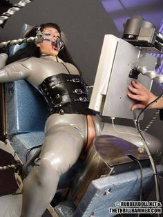 Lissa bdsm equipment sex machines Vicki