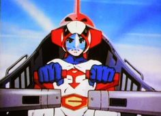 BATTLE of the PLANETS - G-FORCE leader, Mark.
