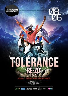 Tolerance REZO