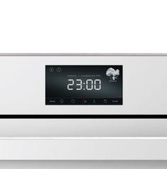 oven / Amica IN. Pure White / 2015 / designed by CODE design