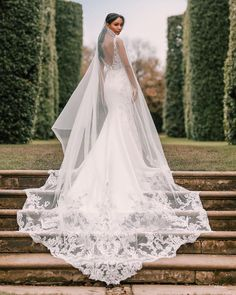 Who else is obsessed with the #JasmineGown? ✨ This is part of the @DisneyWeddings Platinum collection by @AllureBridals and can be found only at Kleinfeld! @disneyprincessstyle #disneyweddings #disneyprincessstyle #allurebridals Stretch Mikado fitted silhouette. The Jasmine dress features a fit and flare silhouette, crystal and silver beaded embroidery, v-shaped neckline, embroidery accents the bodice. Dream Wedding, Wedding Day, Lace Wedding, Jasmine Dress, Fit And Flare Wedding Dress, Princess Style, Disney Princess, Glitter Wedding, Allure Bridal