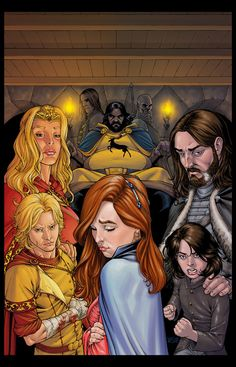 Game of Thrones covers by UnderdogMike.deviantart.com