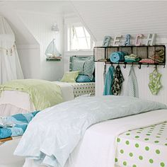 A coastal chic bedroom style can be created wherever you live with our collection of inspiring beach bedroom design ideas and tips to help achieve the look.