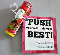 Push Pop Motivator - It's me, debcb! Push Pop Motivator - It's me, debcb!<br> This Push Pop motivator was easy to make. Perfect for dance, cheer or any team sport. Dance Team Gifts, Cheer Gifts, Diy Gifts, Best Gifts, Softball Gifts, Basketball Gifts, Girls Basketball, Girls Softball, Volleyball Players