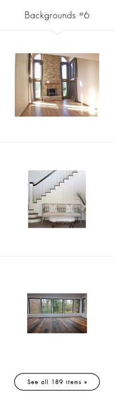 """""""Backgrounds #6"""" by sunshine24-7-1 ❤ liked on Polyvore featuring home, home decor, rooms, backgrounds, empty room, interior, room, home improvement, flooring and empty rooms"""