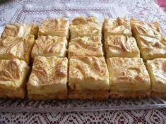 Jabĺčkový zákusok - My site Pretzel Desserts, Köstliche Desserts, Delicious Desserts, Dessert Recipes, Yummy Food, Mini Pavlova, Kolaci I Torte, Russian Recipes, Cupcakes