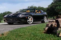 2005 FERRARI 575 MARANELLO SUPERAMERICA. Definitely a future collectors Ferrari