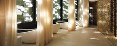 The amazing spa at the Dolder Grand in Zurich, Switzerland