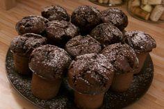 Čokoládové muffiny, naše oblíbené
