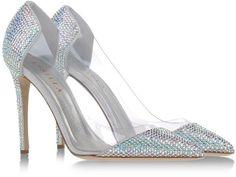 Pin for Later: Cinderella wäre auf diese Schuhe ganz schön neidisch  Le Silla Pumps (870 €)