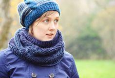 100% rain: knitting
