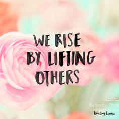 Spread kindness like confetti. #LookFeelLive