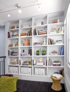 Ideas how to store your books at home
