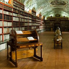 Some of world's most beautiful libraries (image via Ralf-Juergen) (in Dutch & English)
