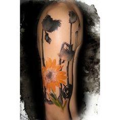 polka trash tattoos - Google Search