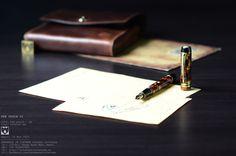 [pen]  COLLECTION -------------- p e n p o u c h  #leather #lotus #leatherbag #leatherwork #leathercraft #hanoi #handicraft #hoangthanhtung #handmadeinvietnam #pen #penpouch #men #messengerbag #madeinvietnam #notebook #bag #bespock #briefcase #bussinessman #vegtan #vietnam #vintage #vegtanleather #craft #clutch #custom #wallet #workshop #elegant #luxury