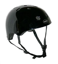 Pro-Rider Classic Multi-Sports Helmet meets CPSC Standards for Helmet Safety. Skate-style design consists of a hard shell with vents positioned on top, front & back of helmet. Designed for outdoor sports activities including biking, inline skating, roller skating, skateboarding, & BMX...