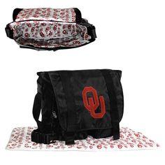 Lil Fan Diaper Messenger Bag NCAA College Alabama