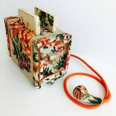 New Cross-Stitched Domestic Objects by Ulla Stina Wikander