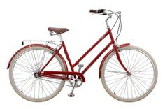 Willow 3 / 7 Cardinal Red | Mikes Bikes