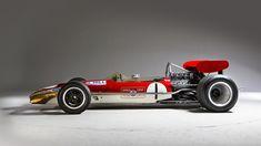 Lotus Type 49 Graham Hill