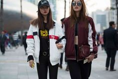 Our Favorite Streetsnaps from Seoul Fashion Week 2016