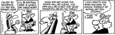 Broom Hilda by Russell Myers for Mar 17, 2017 | Read Comic Strips at GoComics.com
