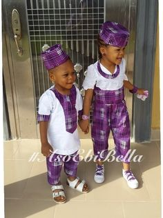 Fabric by Prestigewears n accessories by Blesteel African Print Dresses, African Fashion Dresses, African Dress, Nigerian Fashion, Ghanaian Fashion, African Prints, African Babies, African Children, African Women