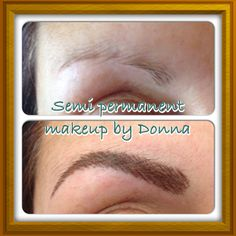 Semi permanent brows Sheffield