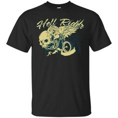 You can't miss it:  Hell Rider Shirt,.... Check it out here!  http://teecraft.net/products/hell-rider-shirt-hoodie-tank?utm_campaign=social_autopilot&utm_source=pin&utm_medium=pin.  #tshirt  #hoodie  #tank  #mugs  #teecraft