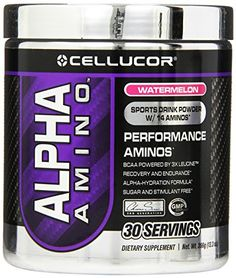 Cellucor Alpha Amino Supplement, Watermelon, 30 Count, Net Wt. 13.3 Oz -- Check this useful article by going to the link at the image.