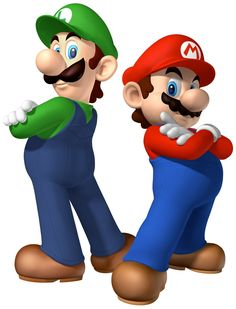 The Mario Brothers.