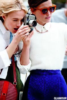 Hanneli Mustaparta & Glamour