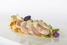 Solomillo de Cerdo en Salsa dulce de Mostaza