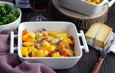 Amandine Cooking - Jeune blogueuse du Nord de la France, passionnée de cuisine et pâtisserie. Je partage à travers ce blog mes recettes équilibrées et de saison pour régaler la famille en toutes occasions. Risotto Au Chorizo, Flan, Bacon, Mashed Potatoes, Macaroni And Cheese, Gluten, Chicken, Cooking, Breakfast