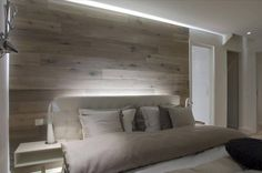 45 Cool Headboard Ideas To Improve Your Bedroom Design | room ideas home decor decorating ideas