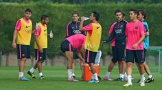 Training Sessions #FCBarcelona #Training #Football #FansFCB #FCB
