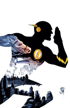 #flash #fastest man alive #kid flash #central city #barry allen #speed force #dc comics #comix