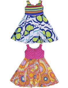 f276dea84a Girls fashion clothes from TwirlyGirl. This style is twirly and reversible.  Try it out